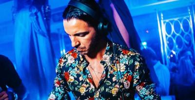 Samuele Sartini: dj set a fine giugno '19 tra Milano, Reggio Emilia, Desenzano, Foggia... e poi ancora a Milano