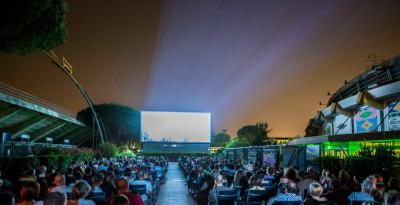 ARENE DI MARTE - Cinema sotto le stelle: Claudia Gerini, Claudio Bonivento e Domitilla Di Pietro ospiti per A MANO DISARMATA