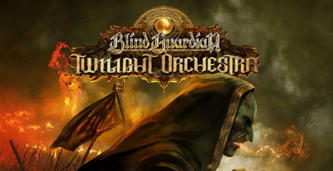 "BLIND GUARDIAN's TWILIGHT ORCHESTRA svelano la copertina di ""Legacy Of The Dark Lands"""