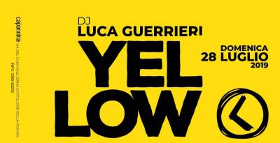 Yellow @ Capannina - Castiglione della Pescaia (GR). Ogni domenica dal 28 luglio: house, hip hop & r'n'b by Luca Guerrieri