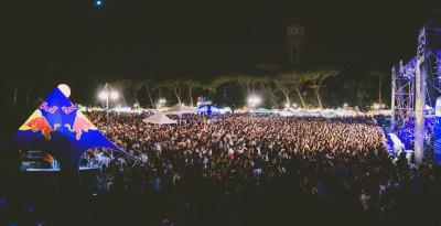 MEN/GO MUSIC FEST XV EDIZIONE - GRANDE SUCCESSO PER IL FESTIVAL DI AREZZO CON 40.000 PERSONE IN 5 GIORNATE