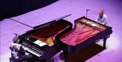 Venezia Jazz Festival Fall edition, annunciato il primo grande evento, il duo dei pianisti Stefano Bollani e Chucho Valdés.