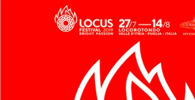 LOCUS FESTIVAL 2019 - Mahmood aprirà il live di Ms Lauryn Hill - il 7.08 a LOCOROTONDO