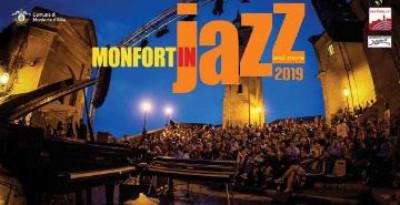 MONFORTINJAZZ 2019  Tre straordinari concerti per la 42^ edizione del festival