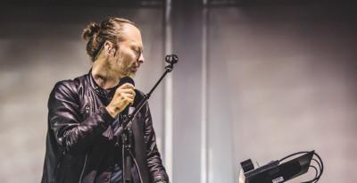 THOM YORKE - La grande musica internazionale torna a Villa Manin. In arrivo oggi il leader dei mitici Radiohead