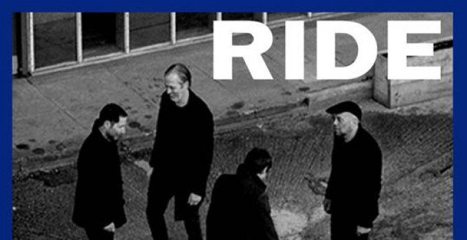 RIDE in concerto a Todays Festival!