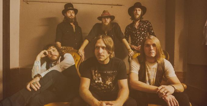 WHISKEY MYERS annunciano il loro nuovo album omonimo in uscita il 27 settembre su Snakefarm/Spinefarm