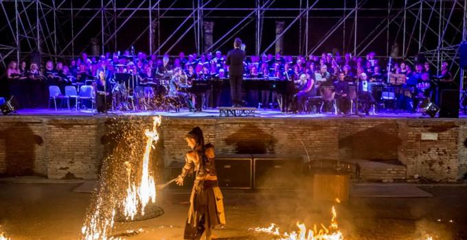 ROMA SUMMER FEST - 30 luglio 2019 – ore 21 CAVEA Parco della Musica  CARMINA BURANA - LE ORIGINI