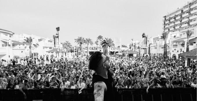 Get Down, il nuovo di disco di KAY, resident all'Hï e all'Ushuaïa di Ibiza