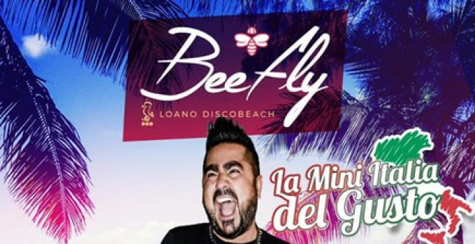 Beefly by Golden Group - Loano (SV), ecco cosa si balla: 1/8 Paolo Noise (Radio 105), 3/8 We are Rockstar con Stefano Pain e Fra