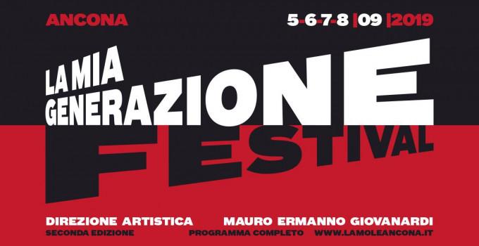 LA MIA GENERAZIONE FESTIVAL 2019 ANCONA, 5-8 SETTEMBRE: dEUS, SUBSONICA, LA CRUS E MOLTI ALTRI