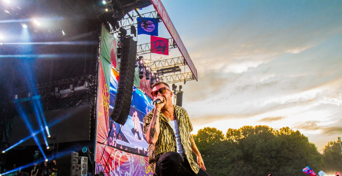 Sziget Festival Day 4 - Macklemore stratta la corona di ai The National e regala uno show da vero headliner