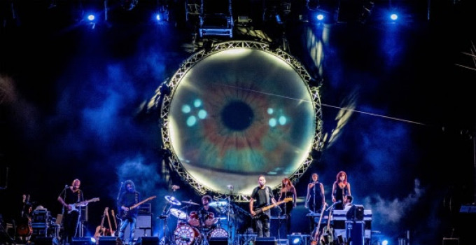 DARK SIDE OF THE MOON: Pink Floyd Legend a Terracina - 29 agosto 2019 - ore 21.30