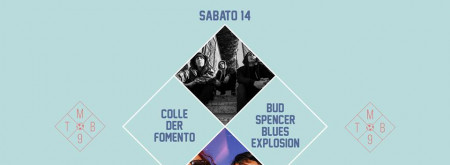 Colle Der Fomento * Bud Spencer Blues Explosion * TMB 2019