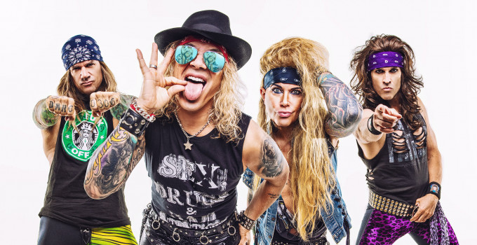 "STEEL PANTHER - disponibile il nuovo singolo ""Gods Of Pussy"""