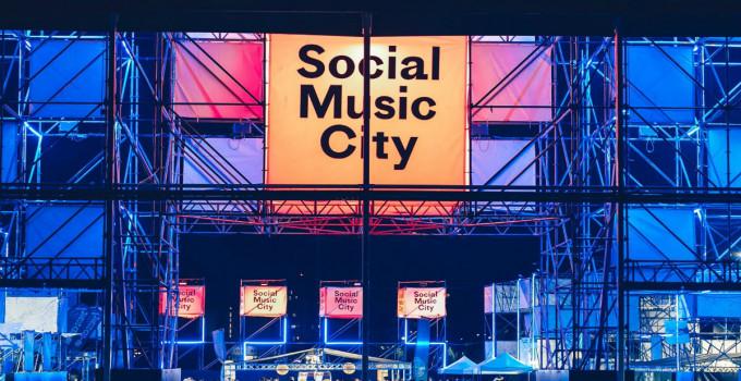 Social Music City, un festival lungo sei mesi