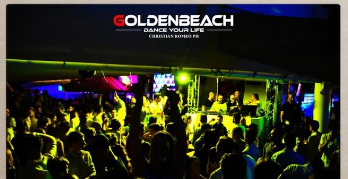 Golden Beach - Albisola (SV), su continua a ballare: 14/9 Happy 23rd birthday Golden Beach, 21/9 Cambusa Closing Party