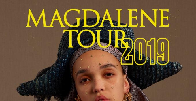 FKA twigs: un'unica data italiana per presentare il nuovo album MAGDALENE