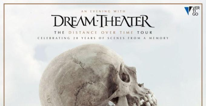 """DREAM THEATER: due date in Italia con tutto """"Scenes From a Memory""""!"""