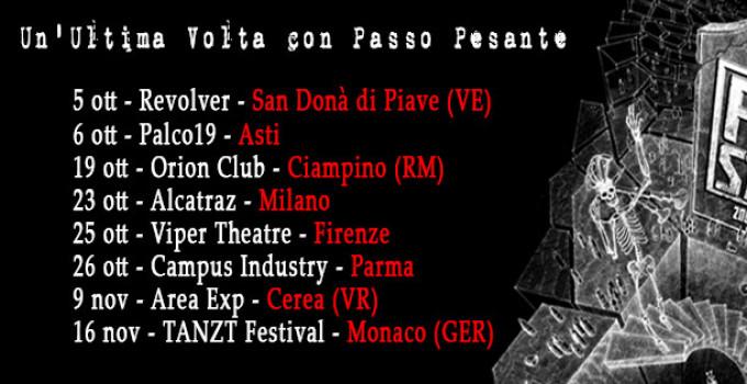 FOLKSTONE - LA BAND SI SCIOGLIE E ANNUNCIA L'ULTIMO TOUR
