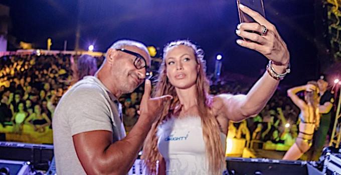 Ben Dj, fa ballare un vip party a Marrakech... E dal 19/9 Dinner Show al Cost Milano