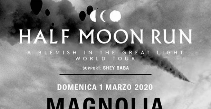 """HALF MOON RUN: la band canadese in arrivo in Italia a marzo con """"A Blemish in the Great Light""""!"""