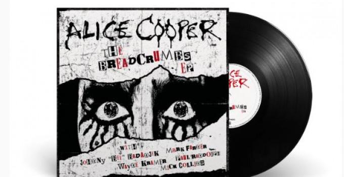 Alice Cooper | Breadcrumbs | Nuovo EP + singolo