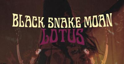 BLACK SNAKE MOAN [La Tempesta/Teen Sound Records]: il nuovo album PHANTASMAGORIA uscirà il 25 ottobre. Lotus è il primo singolo