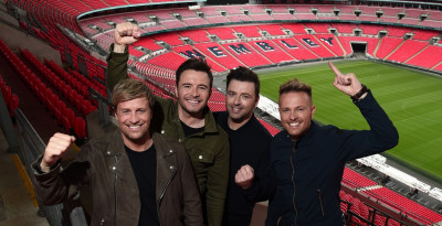 I WESTLIFE ANNUNCIANO ONCE-IN-A-LIFETIME WEMBLEY STADIUM SHOW IN AGOSTO 2020