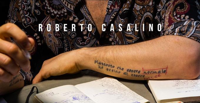 """ROBERTO CASALINO: Il Fabbricante di Ricordi accompagnato dal singolo feat. Alessandra Amoroso """"Sul ciglio senza far rumore"""""""
