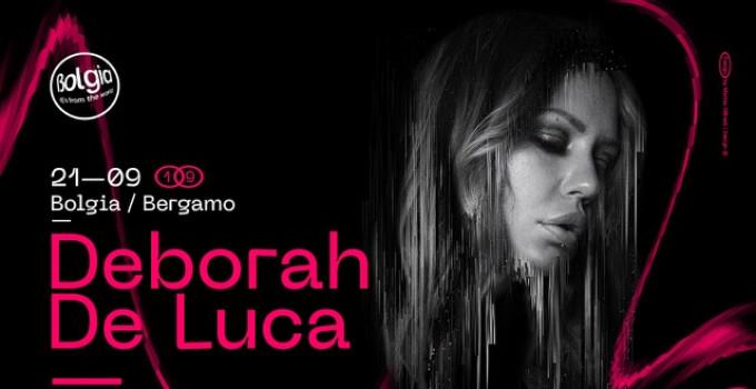 21/9 Deborah De Luca fa ballare Bolgia - Bergamo
