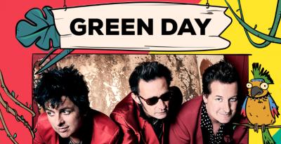 FIRENZE ROCKS 2020: i Green Day sono i primi headliner confermati della quarta edizione del festival più atteso dell'anno