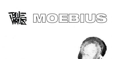 """BLUE VIRUS: a tre anni dall'ultimo album ufficiale, il 18 ottobre torna il suo """"bellissimo malessere"""" con il nuovo disco MOEBIUS"""