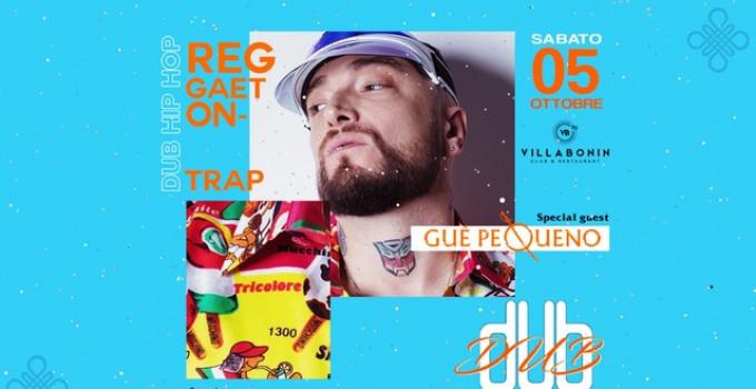Villa Bonin: il 5/10 dUb con Guè Pequeno e tutti i party di ottobre
