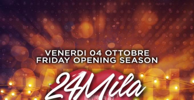 Feel Club, un ottobre di party al top: 4/10 24mila Baci, 11/10 Magika Dj Set, 18/10 Victory 2mila, 25/10 Disco Inferno 70, 26/10