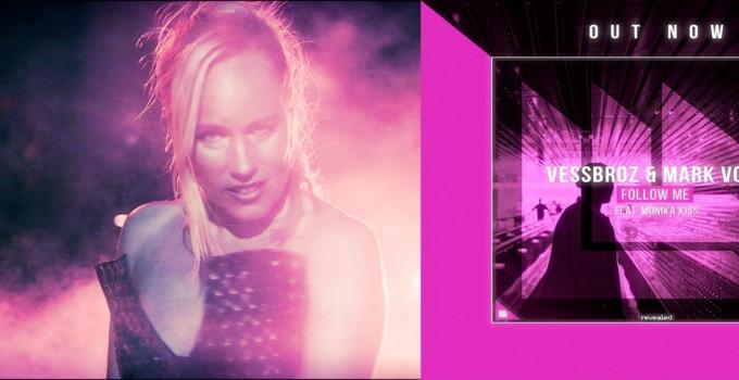 """Monika Kiss pubblica """"Follow Me"""" su Revealed, la label di Hardwell!"""