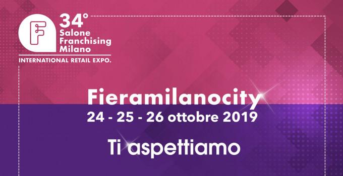 SALONE FRANCHISING MILANO 2019 - 34° EDIZIONE