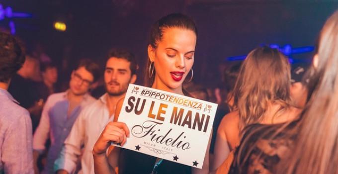 Fidelio Milano fa muovere The Club - Milano: al mixer Ale Bucci, Filippo Marchesini
