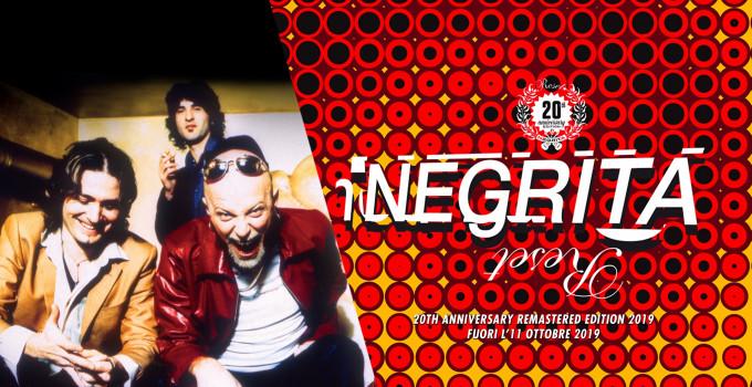 NEGRITA - Annunciato un nuovo tour a inizio 2020. Il 19 febbraio Pau e compagni in concerto a Udine