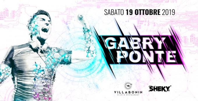 Villa Bonin: Cristian Marchi, Gabry Ponte, Cuore Matto, Besame e tutti gli appuntamenti di ottobre