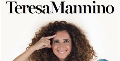 """TERESA MANNINO protagonista a teatro con """"Sento la Terra girare"""". Il 13 marzo unica data in Friuli Venezia Giulia a Pordenone"""