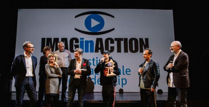 """Grande successo per la terza edizione di """"IMAGinACTION"""", FABIO ROVAZZI vince il premio MIGLIOR VIDEOCLIP ITALIANO 2018 - 2019"""