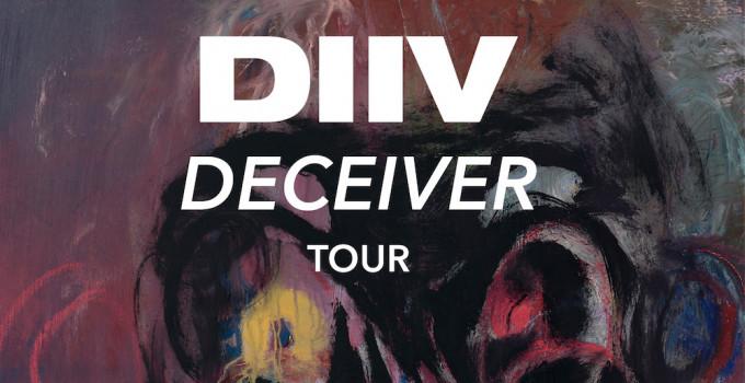DIIV: due date italiane per una delle band più amate della nuova scena indipendente americana in arrivo con il nuovo DECEIVER