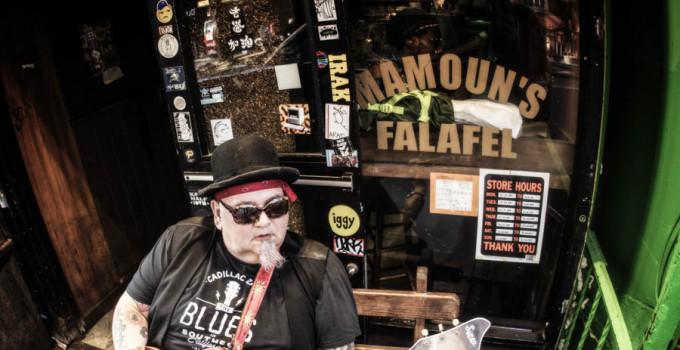 POPA CHUBBY / Torna in Italia il grande bluesman americano: tre concerti a Milano, Brescia e Roma.