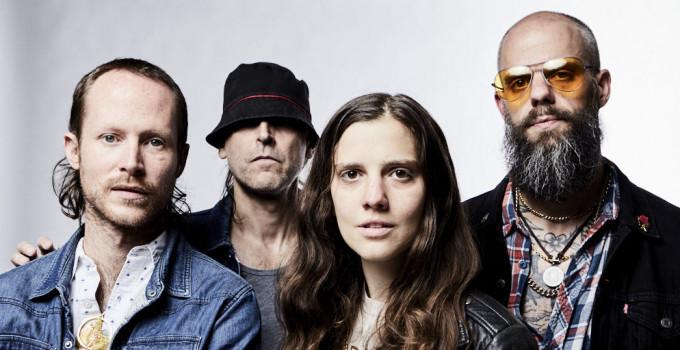 Nightguide intervista John Baizley, voce dei Baroness dopo il loro concerto con i Volbeat a Milano