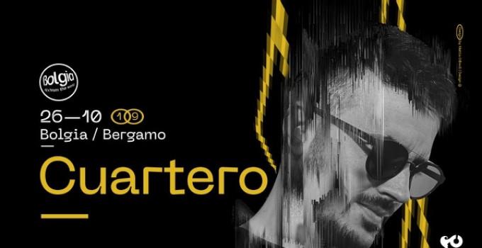 26/10 Cuartero al Bolgia - Bergamo