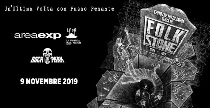 Folkstone - U'Ultima Volta con Passo Pesante