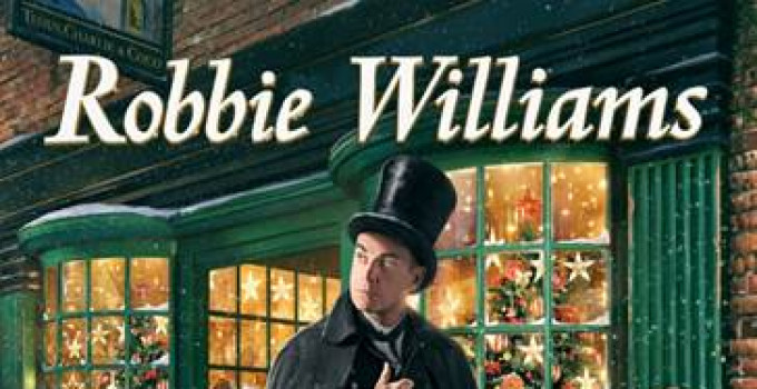 "ROBBIE WILLIAMS: il 22 novembre esce ""THE CHRISTMAS PRESENT"", il suo primo disco di Natale."