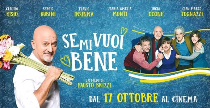 SE MI VUOI BENE - Stasera a milano Claudio Bisio presente in sala per l'anteprima milanese con il pubblico