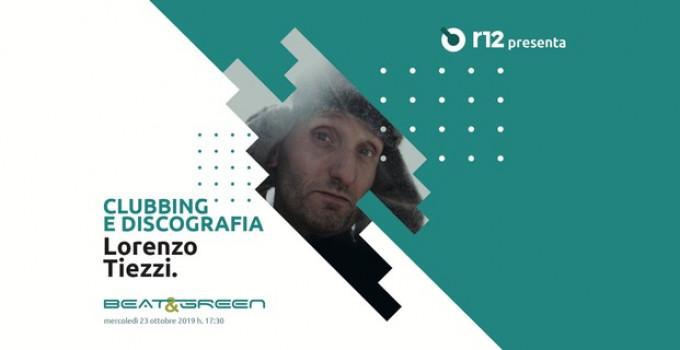 23/10 Lorenzo Tiezzi a r12 - Milano per Beat & Green, gli incontri che ti fanno conoscere i professionisti del music business